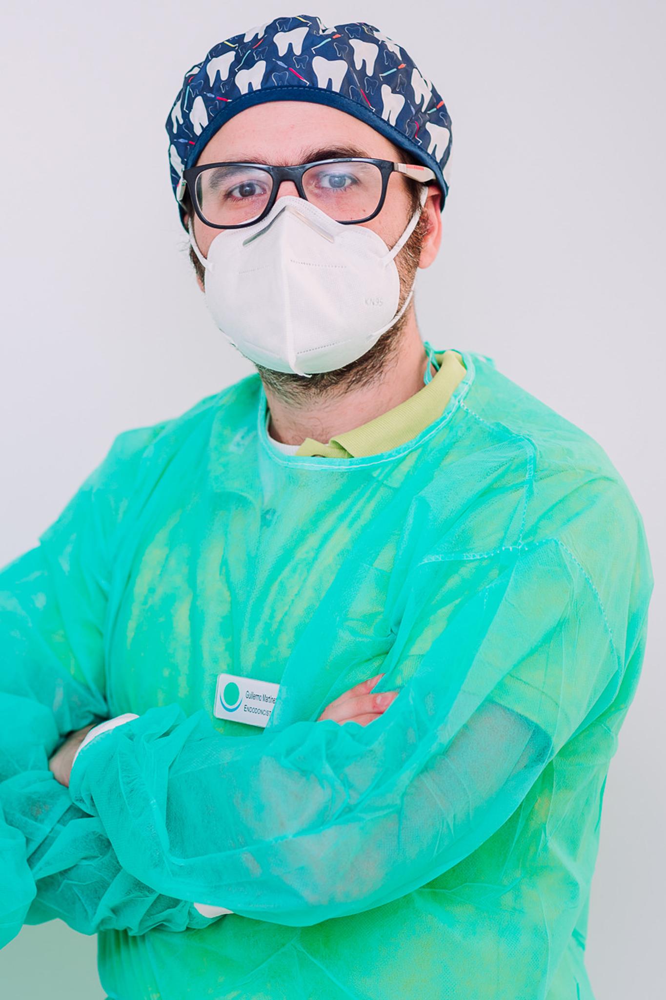 Dr. Guillermo Martínez